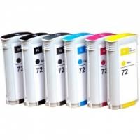 Заправка картриджа HP 72 GY (C9374A) - DesignJet T610, T620, T770, T790, T795, T1100, T1120, T1200, T1300, T2300