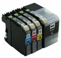 Заправка картриджа Brother LC 569 /XL Bk, MFC-J3520, MFC-J3720