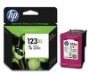 Заправка картриджей HP 123 A /XL color (F6V16AE, F6V18AE)
