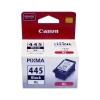 Картридж CANON PG-445XL PIXMA MG2440/2540/2840 Black (o)