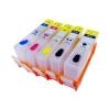 Заправка картриджа CANON CLI-451 BK L/XL (6523B001 6472B001)