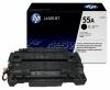 Заправка картриджа HP 55A CE255A