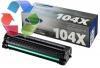 Заправка картриджа Samsung MLT-D104X