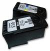Заправка картриджей CANON CL-511, CL-513 CMY (2972B007, 2971B007)
